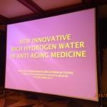 Dr.松山とDr. Muryadiによる水素水セミナー