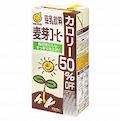 豆乳 麦芽コーヒー